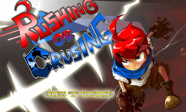 เกมส์ Rushing Or Crushing