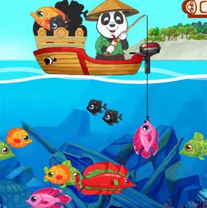 panfu crazy fishing