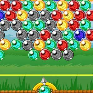 เกมส์ยิงลูกบอล เกมส์ยิงลูกแก้ว monkey island