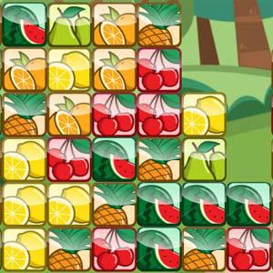 เกมส์ฝึกสมอง fruit clix
