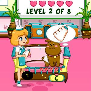 เกมส์เลี้ยงสัตว์ fannys pet shelter