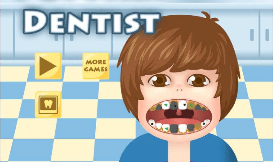 เกมส์ popstar dentist