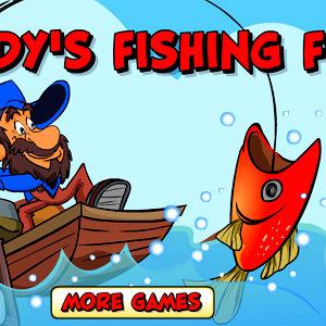 เกมส์ตกปลา เกมส์ตกปลากลางทะเล