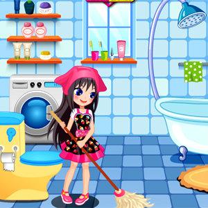 เกมส์แต่งบ้าน เกมส์ทำความสะอาดบ้าน
