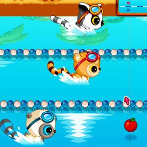 เกมส์แข่งว่ายน้ำ