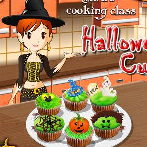 เกมส์ทำอาหาร เกมส์ทำเค้กฮาโลวีน