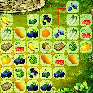 เกมส์จับคู่ผักผลไม้