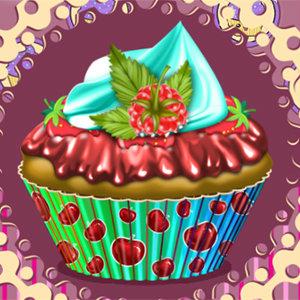 เกมส์ทำเค้ก เกมส์แต่งหน้าคัพเค้ก