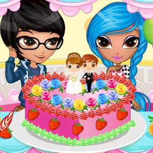 เกมส์ทำเค้ก เกมส์ทำเค้กวาเลนไทน์