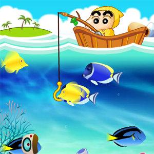 เกมส์ตกปลากับชินจัง