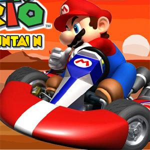 เกมมาริโอ้ เกมส์มาริโอ้ขับรถขึ้นภูเขา