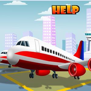 เกมส์เครื่องบิน เกมส์จอดเครื่องบินจัมโบ้เจ็ท