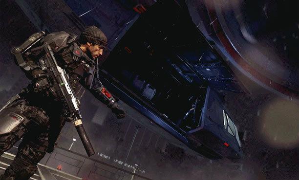 Call of Duty Advanced Warfare ภาคใหม่เปิดตัวเป็นทางการ