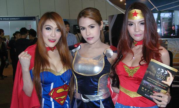 บรรยากาศงาน Thailand Comic Con 2014 แบบจัดเต็ม