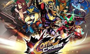 Comic Cross เกมไทยระดับอินเตอร์ ใน iOS และ Android