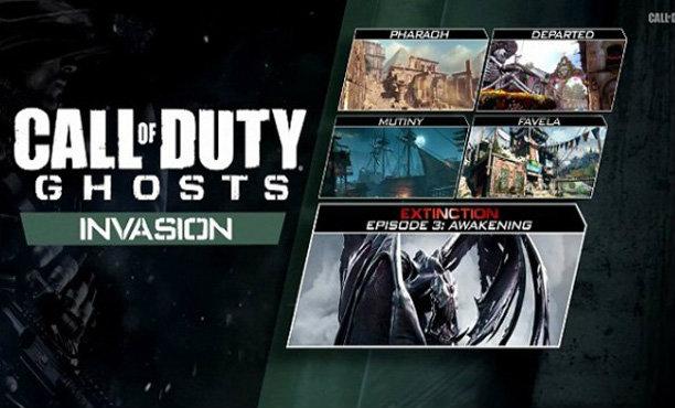 Call Of Duty: Ghosts เผย DLC ตัวใหม่ Invasion