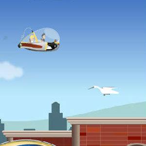 เกมส์เครื่องบิน เกมส์ขับเครื่องบินหลบสิ่งกีดขวาง