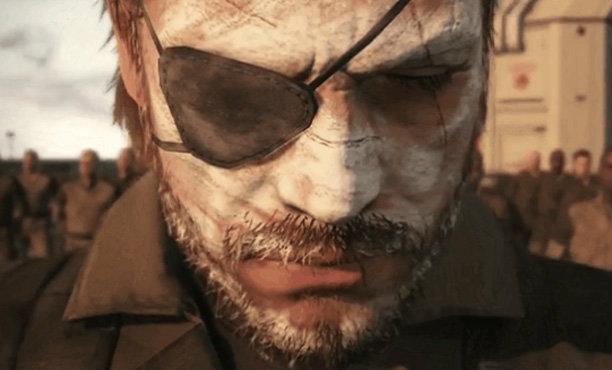 หลุด! E3 2014: MGSV: The Phantom Pain's trailer