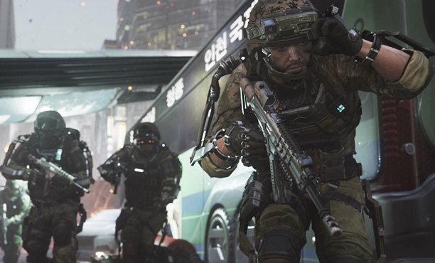(E3 2014) Call of Duty Advance Warfare Trailer