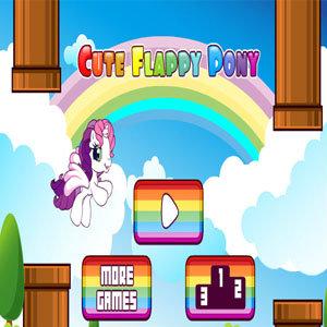 เกมส์อื่นๆ เกมส์ Cute Flappy Pony