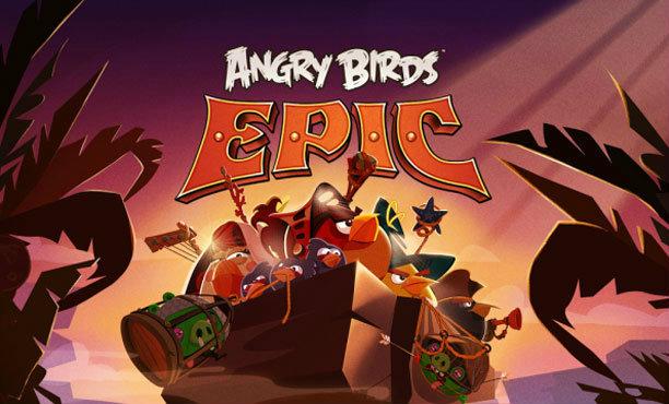 Angry Birds Epic ออกแล้ว ในมือถือทั้ง 3 ระบบ