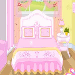 เกมส์แต่งบ้าน เกมส์แต่งห้องนอน Girls Room Design