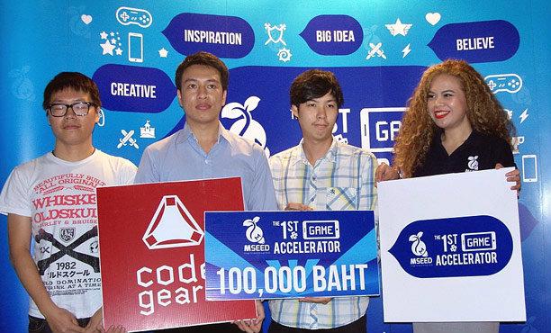 MSeed เปิดตัวนักพัฒนาเกมคนไทย 10 ทีมดาวรุ่ง