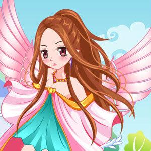 เกมส์แต่งตัว Wonderland Fairy Princess