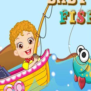 เกมส์ เกมส์เด็กจอมซนตกปลา