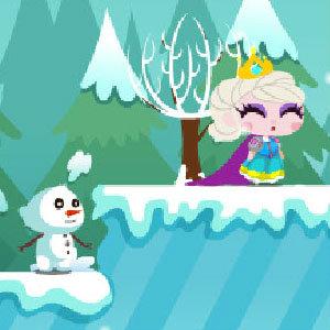เกมส์ผจญภัย เกมส์เจ้าหญิงน้ำแข็งผจญภัย