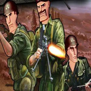 เกมส์ เกมส์ทหารยิงโจรผู้ร้าย