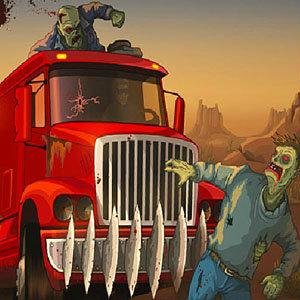 เกมส์ เกมขับรถขยี้ซอมบี้ ภาค 2