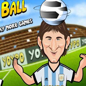 เกมส์นักแตะเดาะฟุตบอล