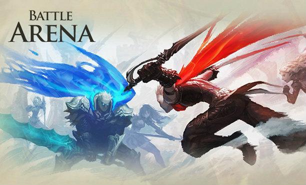 [EOS Tips] อัพเวลไวกระฉูดด้วยระบบ Battle Arena