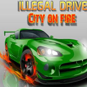 เกมขับรถป่วนเมือง