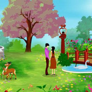 เกมส์แต่งบ้าน เกมส์แต่งสวนแห่งรัก