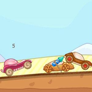 เกมส์แข่งรถไอศกรีม