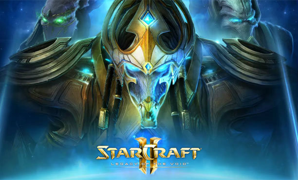 StarCraft II Legacy of the Void เพิ่มยูนิตใหม่ทั้ง 3 เผ่า