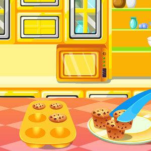 เกมส์ทำเค้ก เกมส์ทำคุ๊กกี้รสช๊อกโกแลต