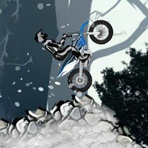 เกมส์ขับรถวิบากบนหิมะ