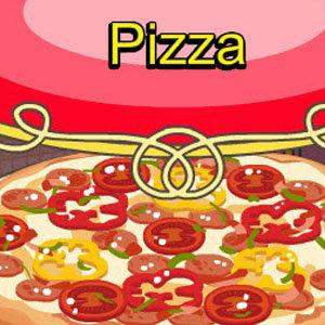 เกมส์เสิร์ฟอาหาร เกมส์ทำพิซซ่า Mia Cooking Pizza