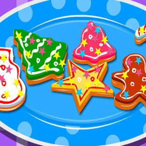 เกมส์ทำเค้ก เกมส์ทำขนมวันคริสมาสต์