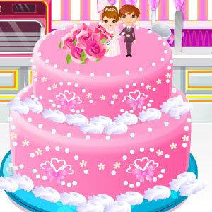 เกมส์ทำอาหาร เกมส์เจ้าหญิงทำเค้กแต่งงานสูตรลับ