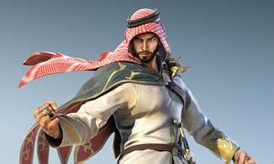 Shaheen นักสู้ใหม่คนที่ 4 จาก Tekken 7