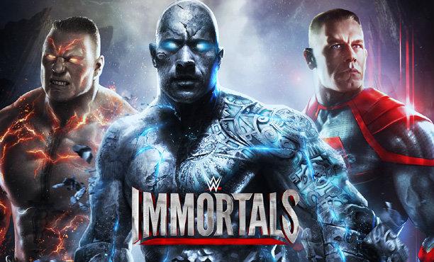 มาแล้ว! WWE Immortals เกมมวยปล้ำเหนือมนุษย์