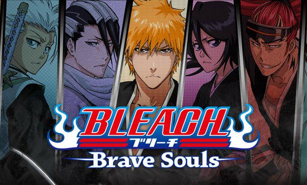 Bleach: Brave Souls เทพมรณะภาคมือถือ