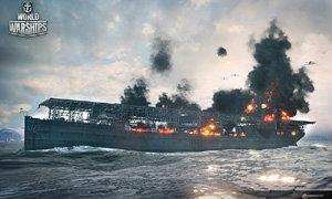 World of Warship สงครามน่านน้ำ เปิดทดสอบครั้งที่ 2