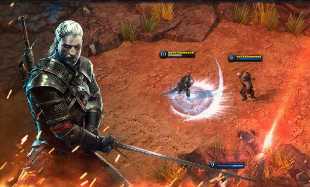 The Witcher แนว MOBA โหลดเล่นกันได้แล้วในมือถือ