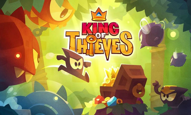 King of Thieves เกมใหม่จากผู้สร้าง Cut the Rope