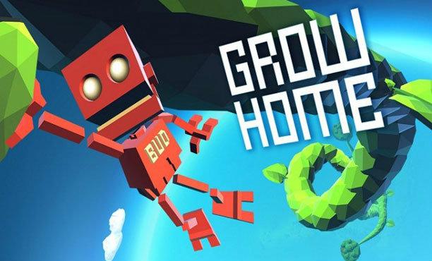 Ubisoft เปิดตัวเกมใหม่ Grow Home